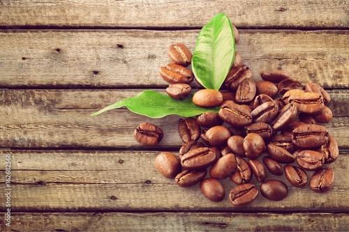 Poster de jardin Salle de cafe Coffee.