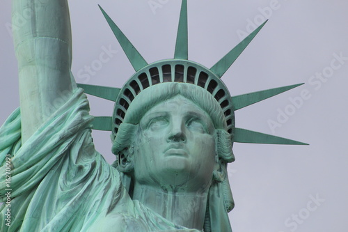 a48f82f1e00ef Statue of Liberty Face - Buy this stock photo and explore similar ...