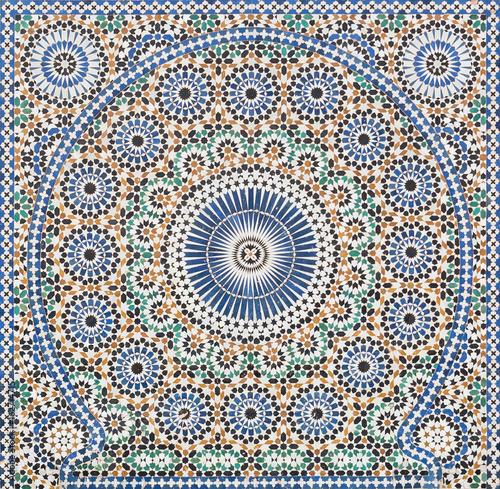 marokanska-mozaika-meknes-maroko