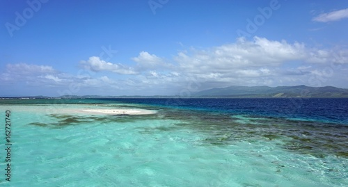 Foto op Plexiglas Caraïben paradise island
