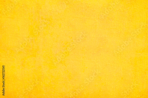 Canvas Prints Historical buildings Texture and background of yellow concrete wall..