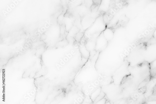Fotografía  White marble texture and background.
