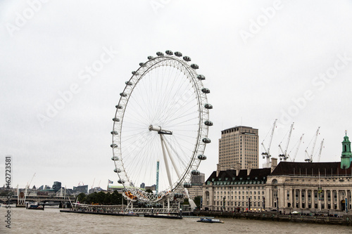 Photo The London Eye