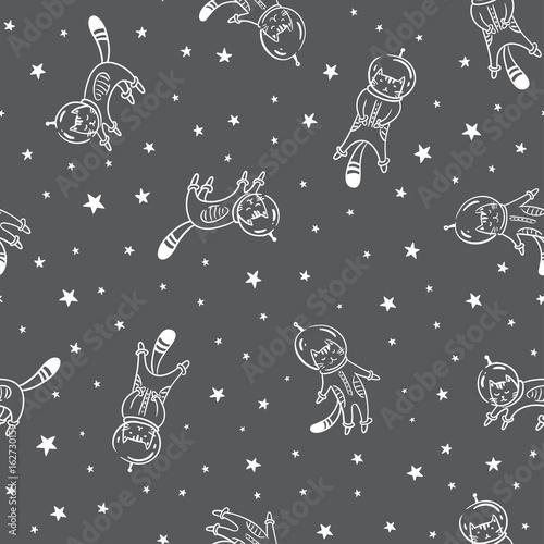smieszny-kota-astronauta-w-przestrzeni-wektorowy-bezszwowy-wzor-kot-jako-kosmonauta-kombinezon-kosmiczny-zabawny-wzor-bez-s