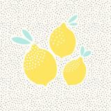 Lemons Card Design - 162738591