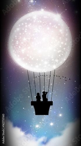 starry-balon-na-gorace-powietrze-niebo-przygoda-sylwetka-sztuka-manipulacja-zdjeciem