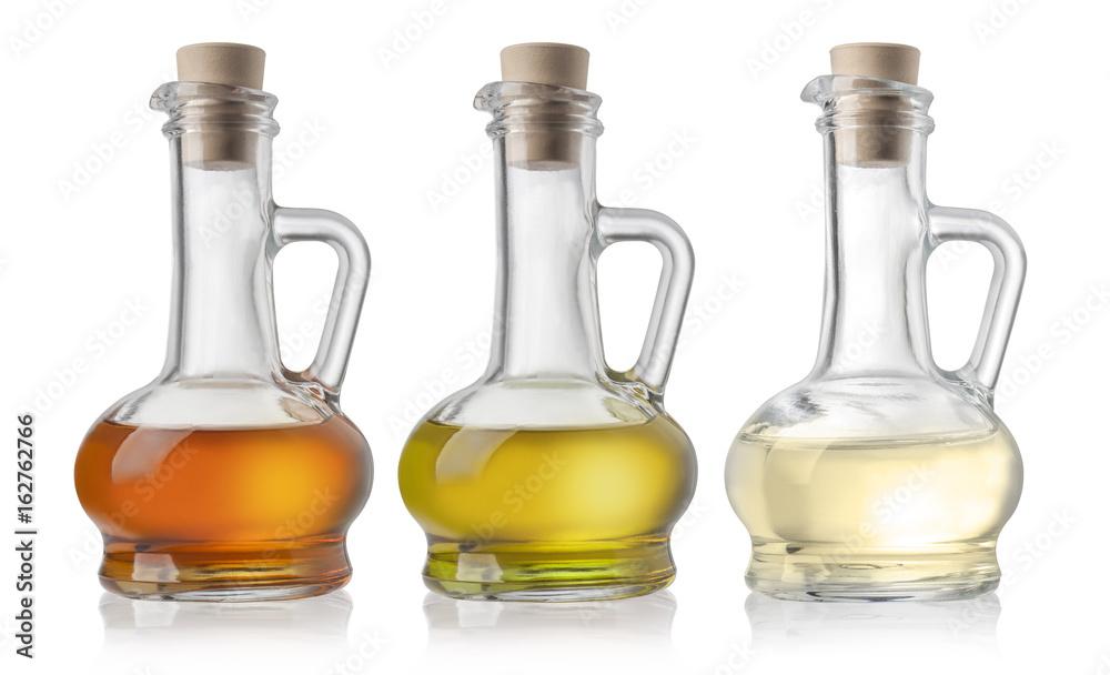 Fototapety, obrazy: Olive oil bottle