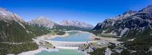 Panoramic View - Lake Of Canca...