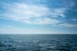 canvas print picture - Blick auf die offene Nordsee