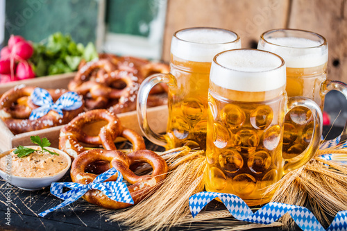 Canvas Prints Beer / Cider Oktoberfest