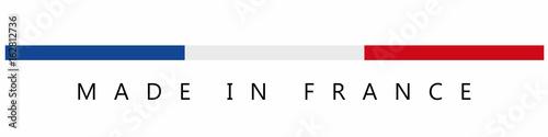 Obraz Made in France - Logo  - fototapety do salonu