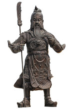 Guan Yu, The God In Statue On ...