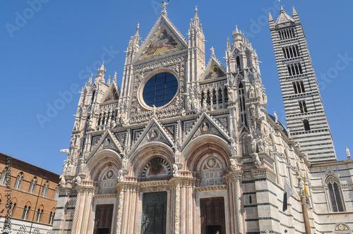 Catedral Duomo de Nuestra Señora Asunción, en Siena
