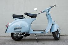 Vespa Piaggio 1962