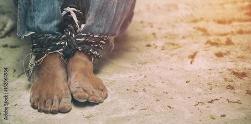 Fényképezés  human trafficking