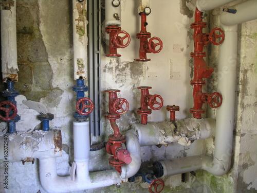 Fototapety, obrazy: Verlassene Raketenstation Armee lost Place