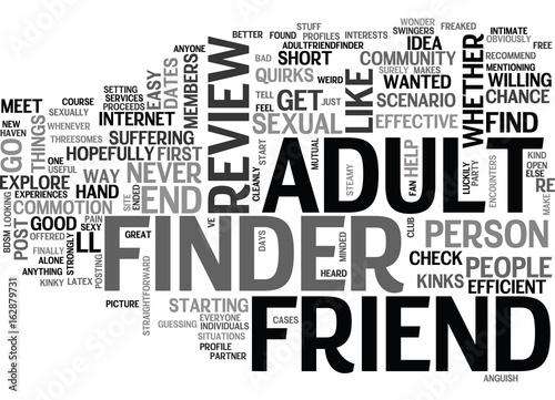 MAVIS: Adult friend finder reveiw