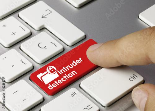 Fotografía  Intruder detection