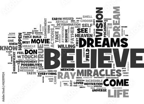 wierz-w-swoje-marzenia-tekstowe-slowo-koncepcja
