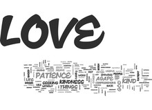 WHAT IS LOVE AND HOW DO I GET IT TEXT WORD CLOUD CONCEPT