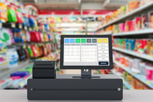 Point Of Sale System For Store...