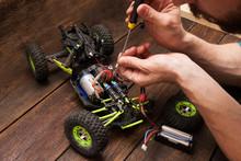 Rc Radio Control Car Crawler M...