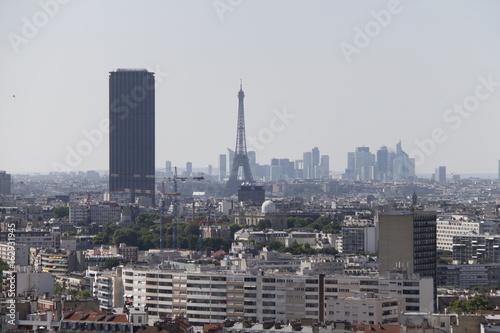 Fototapeta Paris - Paysage obraz na płótnie