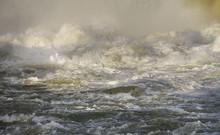 Dangerous River Rapids