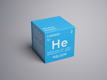 Helium. Noble Gases. Chemical ...