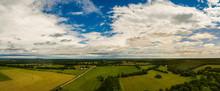 Aerial Panorama Of Missouri Fi...