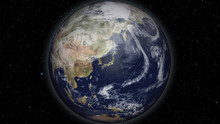 The Earth On The Center