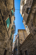 Narrow Street In Alley At Dioc...