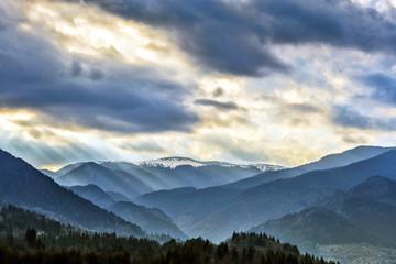 Fototapeta na wymiar Mountain