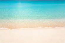 Calm Tropical Beach With Turqu...