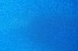 canvas print picture - Light blue car paint surface