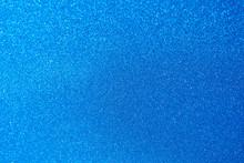 Light Blue Car Paint Surface