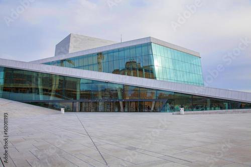 Photo Oslo Opera House, Oslo, Norway