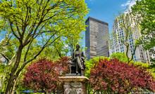 William Seward Statue At Madis...