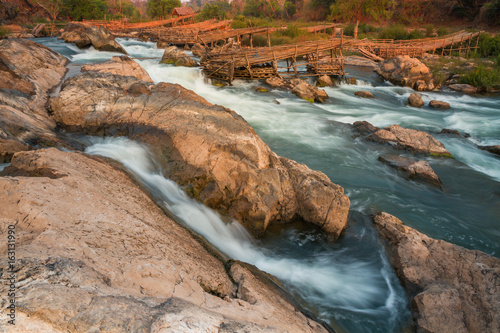 Valokuva  Mekong River in Laos
