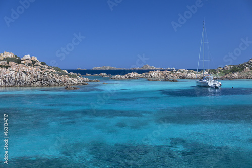 Photo  Maddalena Islands - Sardinia - Italy
