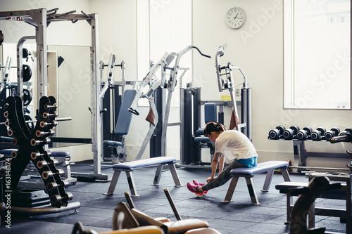 Poster Fitness ジム