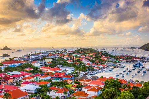 Fotografie, Obraz  St. Bart's in the Caribbean