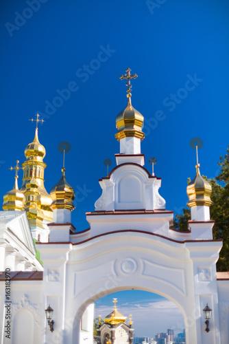 Foto op Plexiglas Kiev Kiev-Pechersk Lavra.