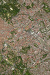 Luftaufnahme Zentrum Rom