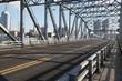 Steel bridge in guangzhou china