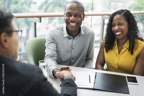 Pinturas sobre lienzo  Business Communication Connection People Concept