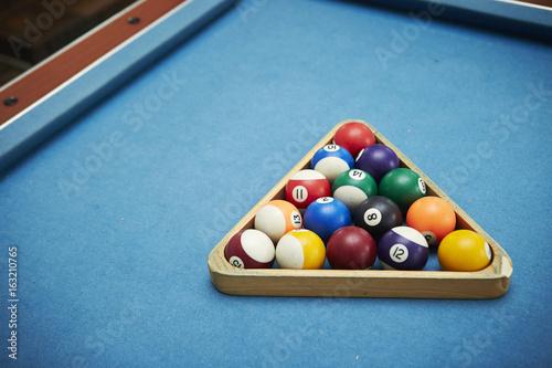 Billiards Fotobehang