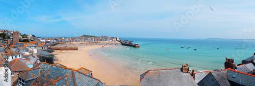 Photo  St.Ives panorama, Cornwall