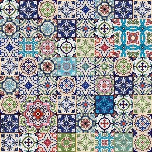 mega-przepiekny-wzor-bez-szwu-patchwork-z-kolorowe-marokanskie-portugalskie-kafelki-azulejo-ozdoby-moze-sluzyc
