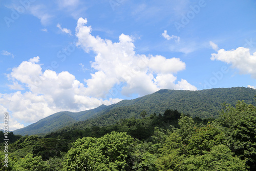 Foto  nature forest Mountain View point in holiday Asia Tropical country